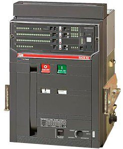 Выключатель автоматический 3-п Abb Emax 1SDA055841R1 E2B2000 PR121/P-LSI