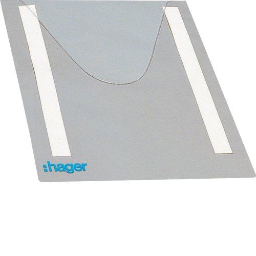 Карман для схем пласт.DIN-А4 для щитов FW Hager FZ794 купить оптом цена в КАПРО-Киев