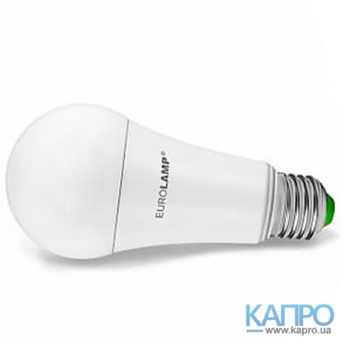Лампа LED E27 EuroLamp 50000h Led eco A70 20,0W/4000 LED-A70-20274(D)